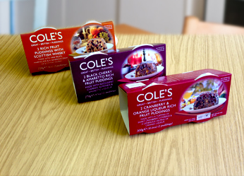 Cole's Puddings About Us