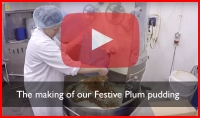 The making of the Cole's Festive Plum Pudding